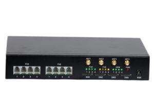 Ets-4s GSM/PSTN FWT with 4 GSM Module, 4 FXS Port, 4 PSTN Port pictures & photos