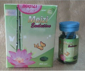 High Quality Herb Meizi Evolution Fastest Weight Loss Slimming Caps