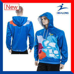 Healong Stylish Sublimated Colorful Hoodie pictures & photos