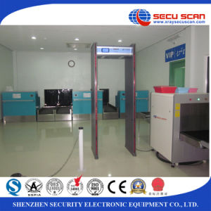 X-ray Security System with 38 Mm Steel Penetration pictures & photos