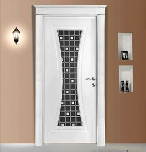 Hot Sales Economic Interior Bathroom PVC Doors (SC-P181) pictures & photos