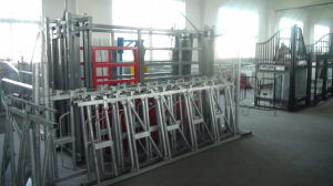 Hot Sale China High Quality Galvanized Cow Headlock pictures & photos