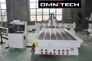 Wood Working Machine CNC Router for Indoor Decoration
