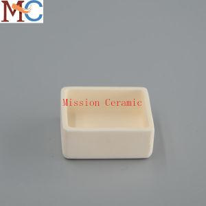 Power Metallurgy Ceramic Heater Al2O3 Ceramic Saggar pictures & photos