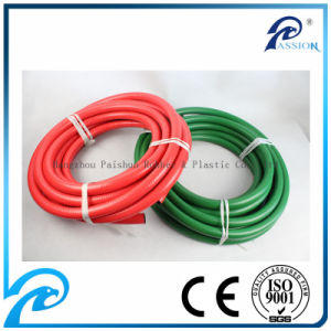 "3/4"" Rubber Oil Gasoline Hose for Fuel Dispenser Pump pictures & photos"