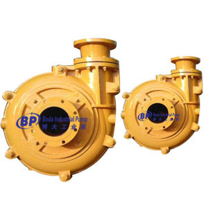 High Chrome Wear Resistant Coal Washing Slurry Pumps pictures & photos