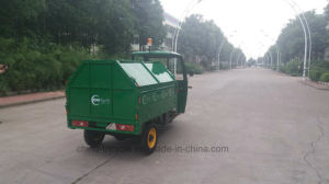 High Quality New Design Large Cargo Three Wheels Tricycle Trike for Road Clean pictures & photos