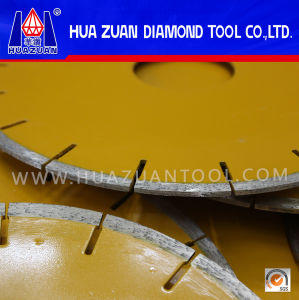 Green Product 250mm Fan-Type Marble HSS Circular Saw Blade for Sale pictures & photos