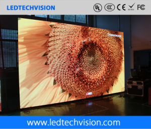 Die Casting P2.5mm HD LED Display for Duty Free Shop in Airport pictures & photos