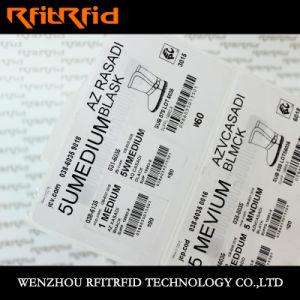 RFID Clothing Tag /Label /Sticker Used in Store Management