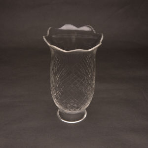 Hand Blown Cutting Texture Lighting Glass pictures & photos