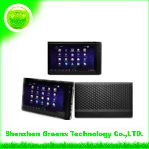 7 Inch TFT LCD Two Points Tocuh Resistive Touch Screen Wireless LAN 802.11 &WiFi and External 3G PC (GMID7006R)