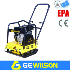 Vibrating Plate Compactor Vibratory Hand Held Plate Compactor Honda Engine pictures & photos