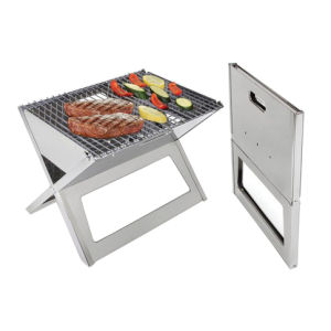 X Shape BBQ / Portable Stainless Steel BBQ Grill pictures & photos