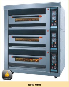 Gas Deck Oven pictures & photos