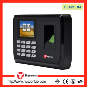 Fingerprint Time Attendance Machine with Simple Access Control Hysoon C128