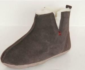 Sheepskin Slipper for Women and Girls MB35000W Stone.