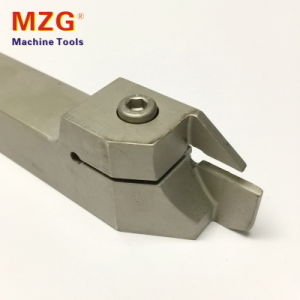 External Clip Groove Cutting off CNC Turning Tool Holder (DGH) pictures & photos