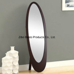 Cheap Oval Full Length Free Standing Mirror pictures & photos