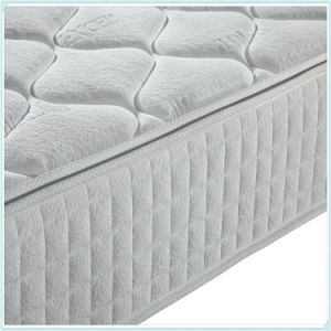 Roll up Single Size Latex Foam Pocket Spring Mattress, Spring mattress pictures & photos