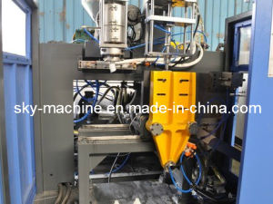 Full Automatic Extrusion Blow Moulding Machine for PE, PP Bottles pictures & photos