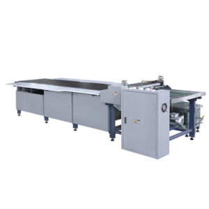 Hand Feeding Gluing Machine for Rigid Boxes, Hardcvoers pictures & photos
