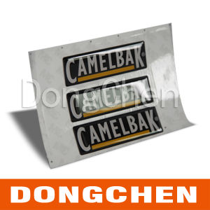 Colorful Weatherproof Soft PU Dome Resin Sticker pictures & photos