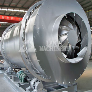 Strong Structure Sand Rotary Drum Dryer with Good After Sale