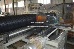 Steel Reinforced PE Winding Corrugated Pipe Extrusion Machine/Production Line
