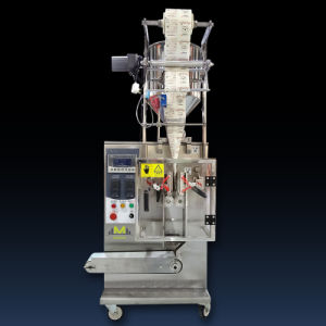 Full Automatic Cream & Liquid Sachet Filling & Sealing Packing Machine pictures & photos