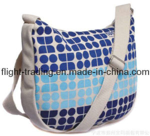 Leisure Cotton Canvas Tote Bag / Handbags pictures & photos