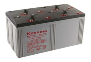 2V Standby Battery -2V3000ah for Wind Power System pictures & photos