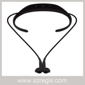 Stereo Wireless Neck Hanging Bluetooth Headset Headphone Earphone pictures & photos