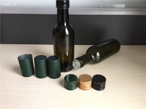 250ml 500ml 1000ml Dorica Round Olive Oil Glass Bottles pictures & photos