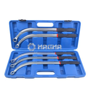 5 PCS Damper Pulley Puller Wrench Set-Car Repair Tools (MG50635) pictures & photos
