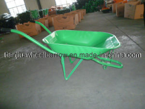 Wheelbarrow for Nigerial Market Wb6220 pictures & photos