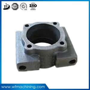 OEM ADC12 Aluminium/Aluminum Alloy Casting Parts Gravity Die Casting Permanent Molding Casting with Anodized Finish pictures & photos