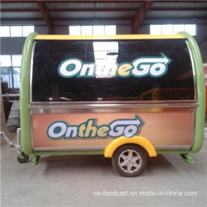 Multifunction Electric Food Cart pictures & photos