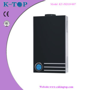 10L Tankless Gas Water Heater with LCD pictures & photos