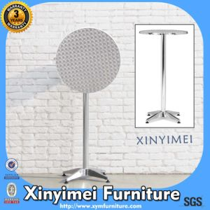 Aluminum Folding Bar Table (XYM-T90) pictures & photos