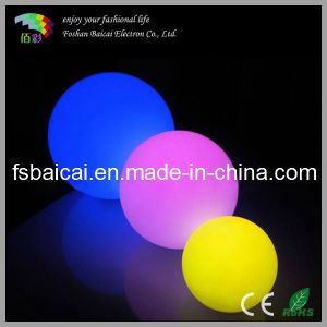 Battery Operated Color Changing Mood LED Light Ball Bcd-005b