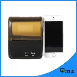 58mm Arabic Langauge Wireless Bluetooth Receipt Mini Thermal Printer pictures & photos