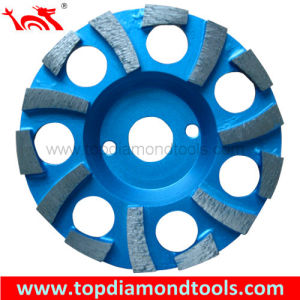 L Shape Diamond Grinding Wheel pictures & photos