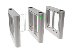 Automatic Security Turnstile Gate Th-Sg306 pictures & photos