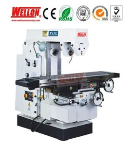 Horizontal Milling Machine with CE Approved (X62G X62GS) pictures & photos