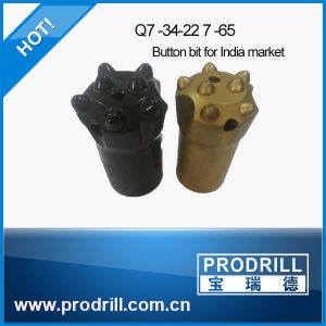 Wholesale Dome Shape Tapered Knock off Bit for Drilling pictures & photos