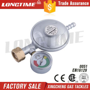 Cheap High Quality LPG Gas Pressure Regulator with Meter
