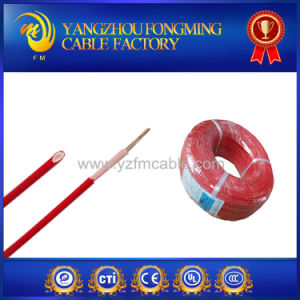UL3122 Fiberglass Braided Silicone Wire pictures & photos
