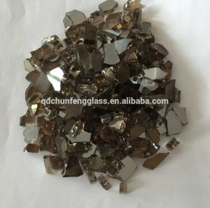 Best Selling Fireplaces Decorative Glass Chips pictures & photos