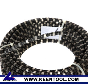Diamond Wire Saw for Cement Cutting (CDW-KT115) pictures & photos